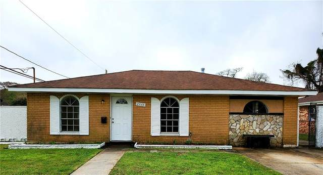 2335 Lawrence Street, New Orleans, LA 70114 (MLS #2242287) :: Top Agent Realty