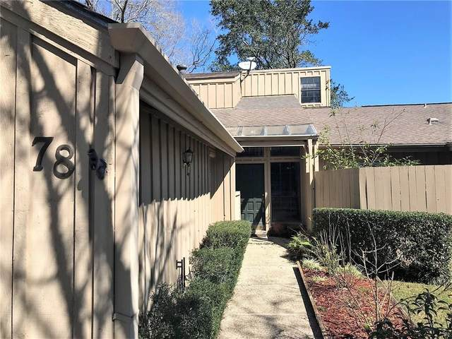 78 N Court Villas Drive #78, Mandeville, LA 70471 (MLS #2242351) :: Top Agent Realty