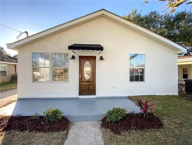 1809 Moisant Street, Kenner, LA 70062 (MLS #2242357) :: Top Agent Realty