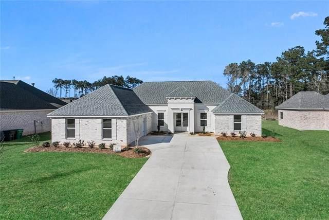 520 Silver Oak Drive, Madisonville, LA 70447 (MLS #2242377) :: Turner Real Estate Group