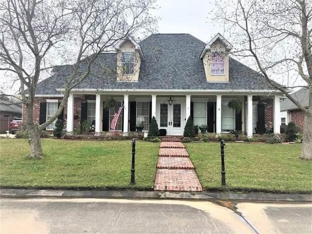 414 Doctor Gorman Drive, Belle Chasse, LA 70037 (MLS #2242446) :: Top Agent Realty