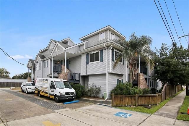 4445 Perkins Street #102, Metairie, LA 70001 (MLS #2242478) :: Inhab Real Estate
