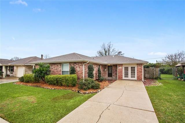 2156 Graham Drive, Gretna, LA 70056 (MLS #2242506) :: Turner Real Estate Group