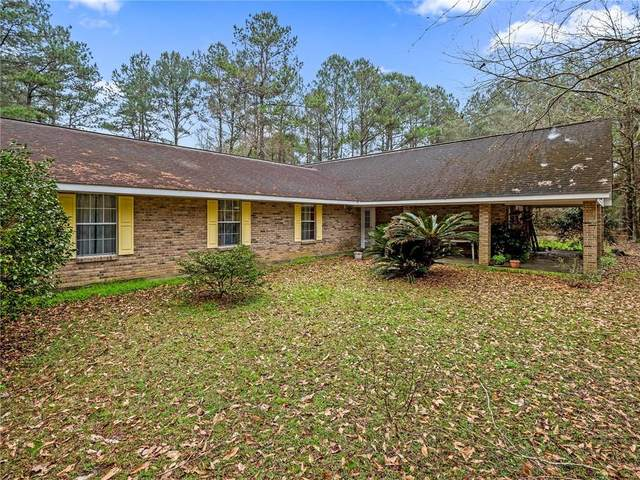 58406 Jake Talley Road, Bogalusa, LA 70427 (MLS #2242586) :: Turner Real Estate Group