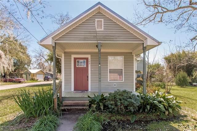 105 Saint Ann Street, Madisonville, LA 70447 (MLS #2242607) :: Crescent City Living LLC