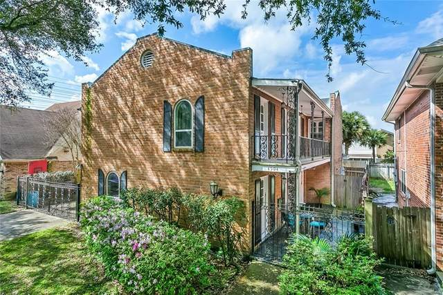 4504 Chateau Drive, Metairie, LA 70002 (MLS #2242618) :: Top Agent Realty