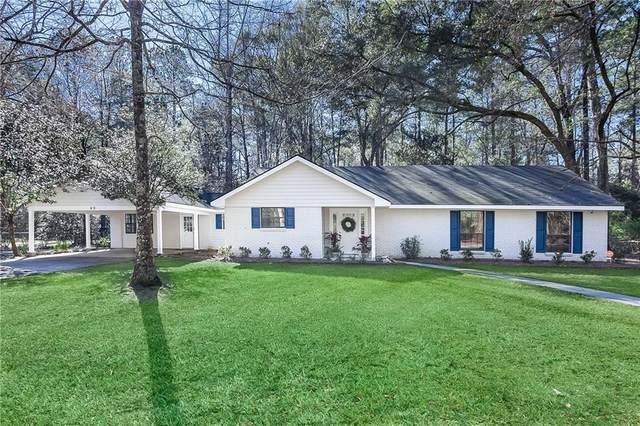 49 Patricia Drive, Covington, LA 70433 (MLS #2242700) :: Turner Real Estate Group
