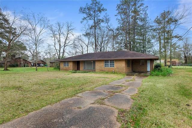 1122 Oakwood Drive, Bogalusa, LA 70427 (MLS #2242754) :: Turner Real Estate Group