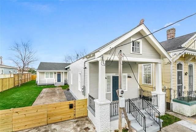 328 N Rocheblave Street, New Orleans, LA 70119 (MLS #2242758) :: Turner Real Estate Group