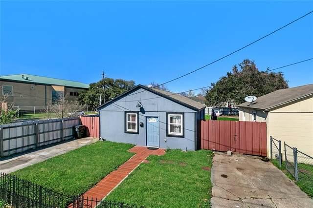 5707 N Claiborne Avenue, New Orleans, LA 70117 (MLS #2242764) :: Turner Real Estate Group