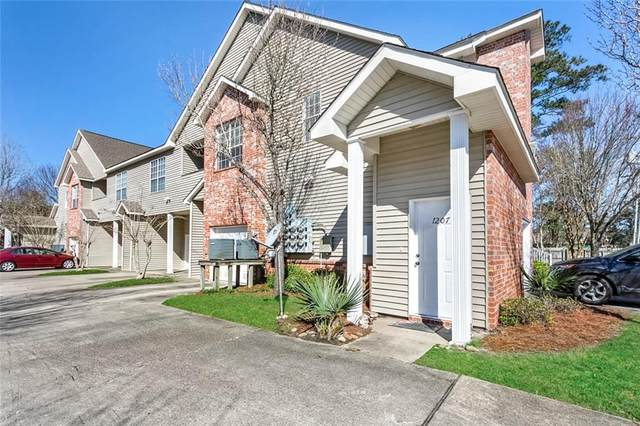 501 Spartan Drive #1207, Slidell, LA 70458 (MLS #2242766) :: Crescent City Living LLC