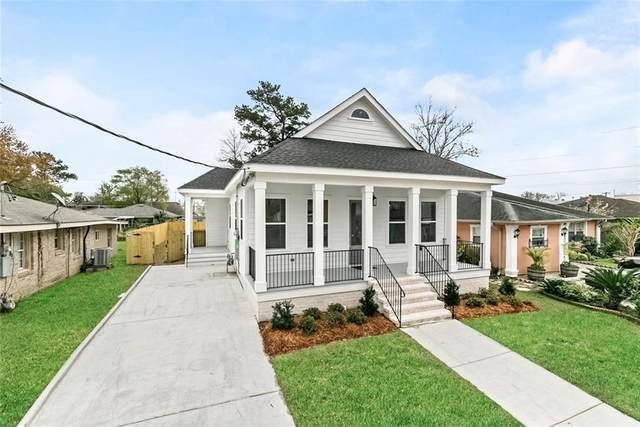 121 N Sibley Street, Metairie, LA 70003 (MLS #2242831) :: Inhab Real Estate