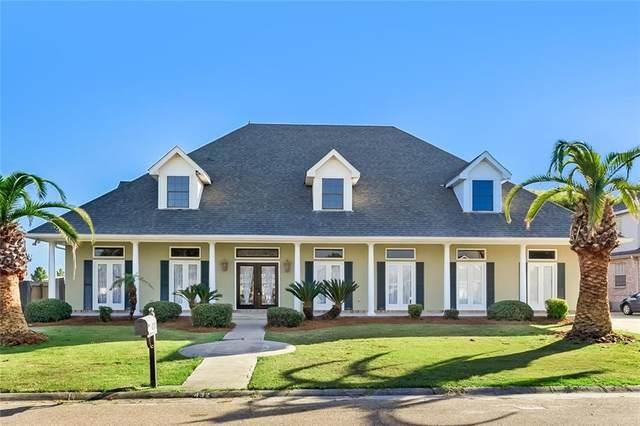 432 Eden Isles Boulevard, Slidell, LA 70458 (MLS #2242894) :: Turner Real Estate Group
