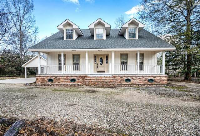 116 Ivy Drive, Covington, LA 70433 (MLS #2243320) :: The Sibley Group