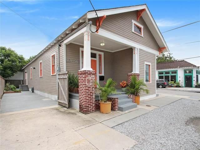 903 Lizardi Street, New Orleans, LA 70117 (MLS #2243387) :: Crescent City Living LLC