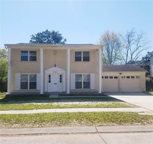 6608 Gillen Street, Metairie, LA 70003 (MLS #2243390) :: Crescent City Living LLC