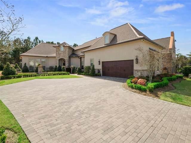 861 S Corniche Du Lac, Covington, LA 70433 (MLS #2243446) :: Crescent City Living LLC