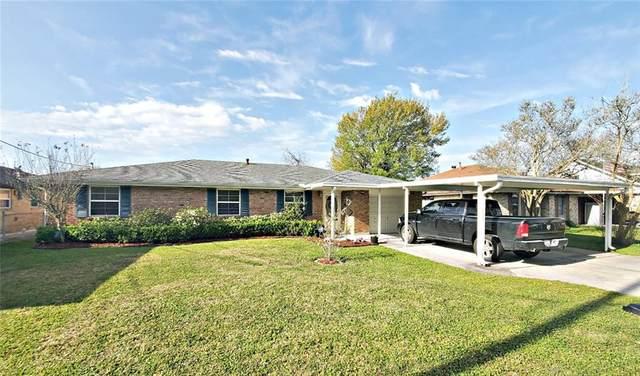 122 Tau Street, Belle Chasse, LA 70037 (MLS #2243540) :: Turner Real Estate Group