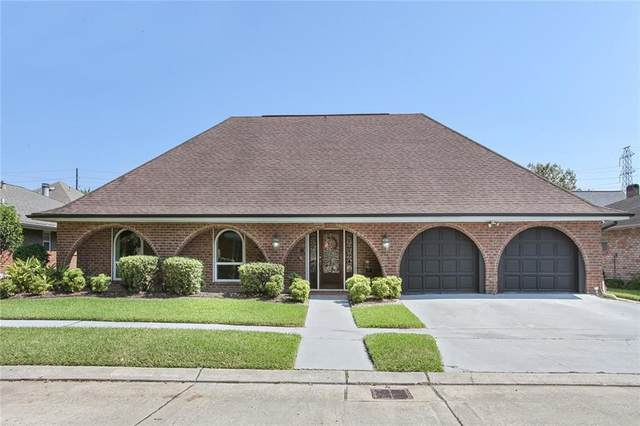 4220 Lake Trail Drive E, Kenner, LA 70065 (MLS #2243544) :: Top Agent Realty