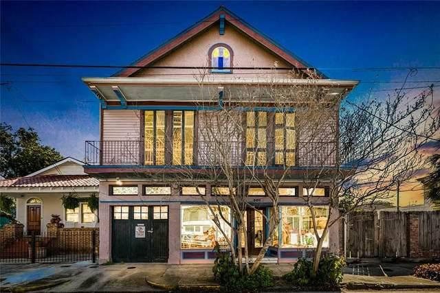 805 Louisa Street, New Orleans, LA 70117 (MLS #2243556) :: Inhab Real Estate