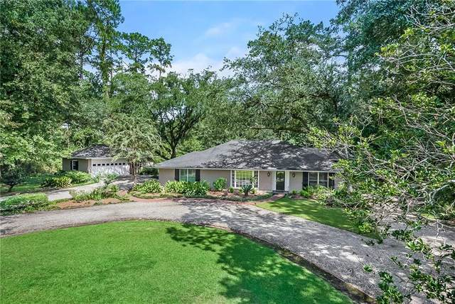 7 Greenbriar Drive, Covington, LA 70433 (MLS #2243619) :: Turner Real Estate Group