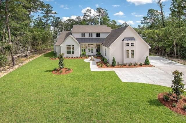 1689 Ox Bow Lane, Covington, LA 70433 (MLS #2243785) :: Turner Real Estate Group
