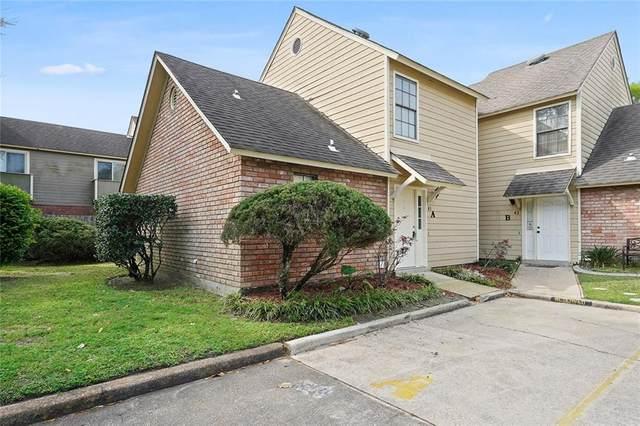 1500 W Esplanade Avenue 43A, Kenner, LA 70065 (MLS #2243823) :: Watermark Realty LLC