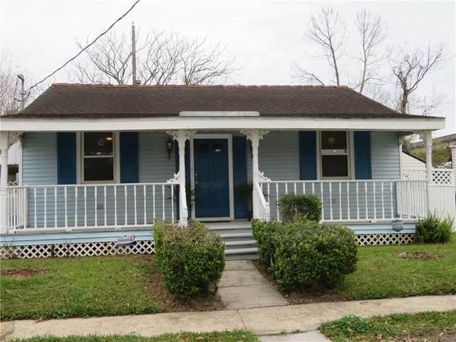 1007 Marian Avenue, Metairie, LA 70001 (MLS #2243886) :: Crescent City Living LLC