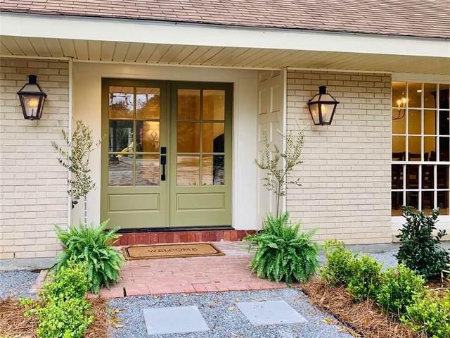 2 Holly Lane, Covington, LA 70433 (MLS #2243933) :: Turner Real Estate Group