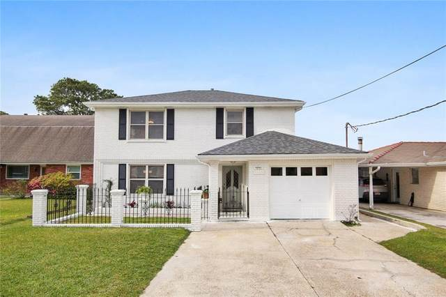 4841 Glendale Street, Metairie, LA 70006 (MLS #2243996) :: Watermark Realty LLC