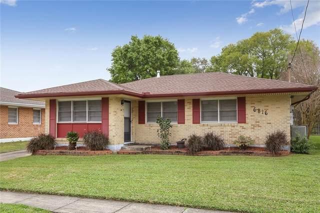 6816 Arthur Street, Metairie, LA 70003 (MLS #2244031) :: Crescent City Living LLC