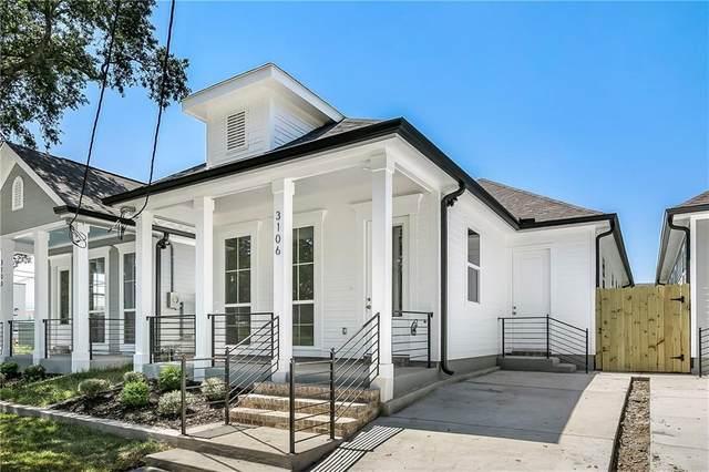3106 Washington Avenue, New Orleans, LA 70125 (MLS #2244038) :: Crescent City Living LLC