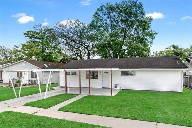 353 Helis Drive, Westwego, LA 70094 (MLS #2244094) :: Turner Real Estate Group