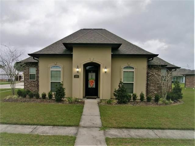 103 Corondelet Court, Thibodaux, LA 70301 (MLS #2244250) :: Amanda Miller Realty