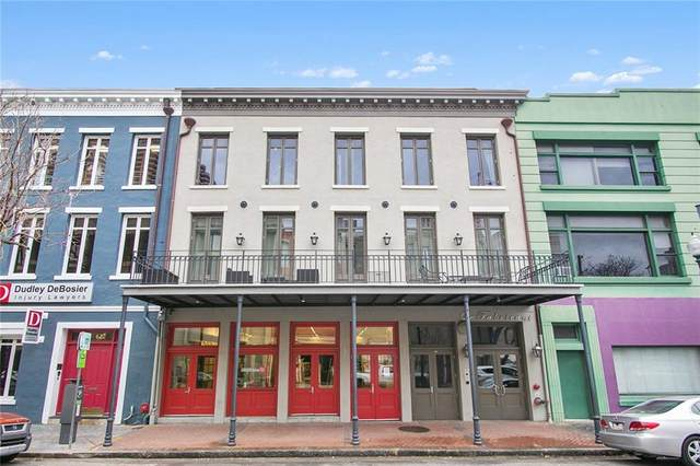 628 Baronne Street, New Orleans, LA 70113 (MLS #2244274) :: Inhab Real Estate