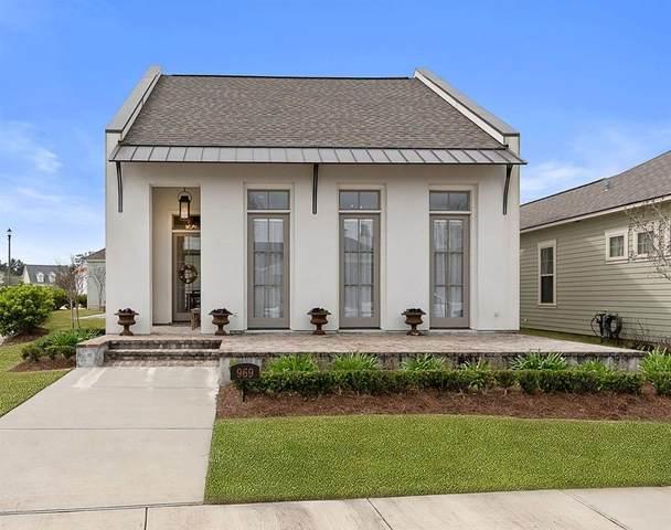 969 Beauregard Parkway, Covington, LA 70433 (MLS #2244348) :: Turner Real Estate Group