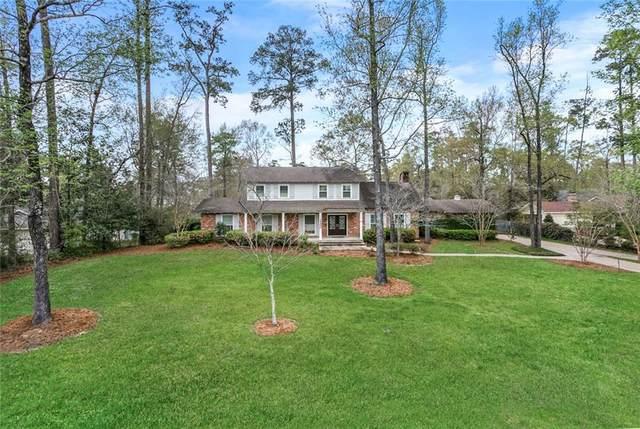 33 Mistletoe Drive, Covington, LA 70433 (MLS #2244392) :: Turner Real Estate Group