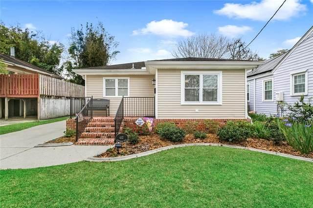 612 Jefferson Heights Avenue, Jefferson, LA 70121 (MLS #2244609) :: Watermark Realty LLC