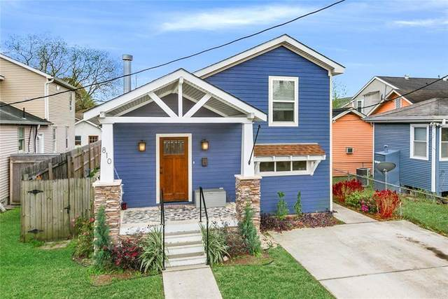 810 Homedale Street, New Orleans, LA 70124 (MLS #2244653) :: Watermark Realty LLC