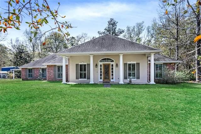 1025 Oak Cove Drive, Lacombe, LA 70445 (MLS #2244713) :: Turner Real Estate Group