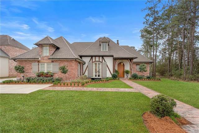 22 Wax Myrtle Lane, Covington, LA 70433 (MLS #2244875) :: Turner Real Estate Group