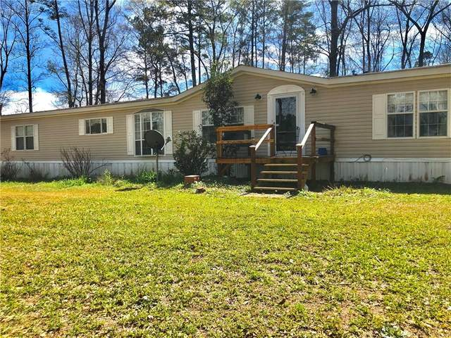 2158 Lloyd Hamilton Road, Mccomb, MS 39648 (MLS #2244883) :: Parkway Realty