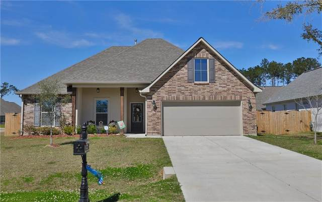 540 Silver Oak Drive, Madisonville, LA 70447 (MLS #2244918) :: Crescent City Living LLC