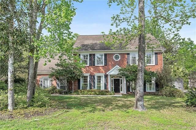 719 Tete Lours Drive, Mandeville, LA 70471 (MLS #2245134) :: Turner Real Estate Group