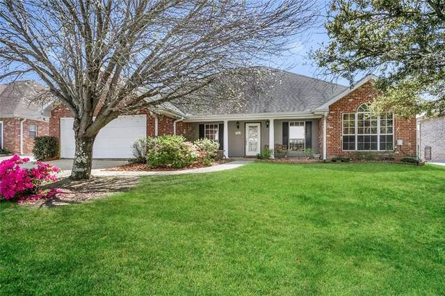 426 Moonraker Drive, Slidell, LA 70458 (MLS #2245160) :: Turner Real Estate Group