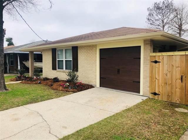 1705 Satsuma Avenue, Metairie, LA 70001 (MLS #2245265) :: Crescent City Living LLC