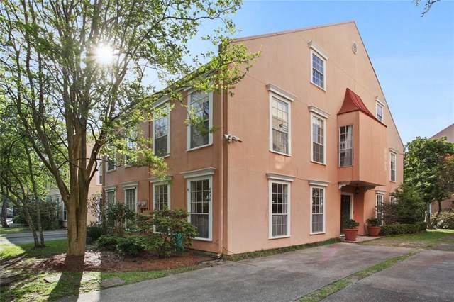 4434 Camp Street #0, New Orleans, LA 70115 (MLS #2245293) :: Turner Real Estate Group