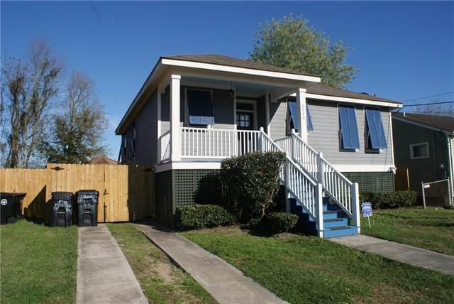 5513 Wickfield Drive, New Orleans, LA 70122 (MLS #2245337) :: Robin Realty