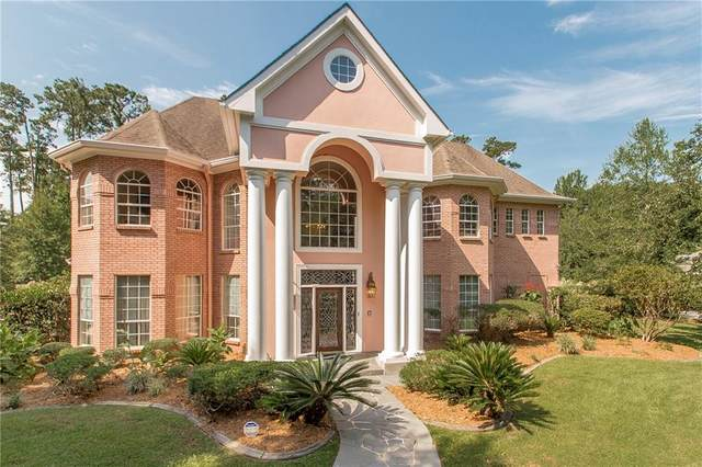 44 Pinecrest Drive, Covington, LA 70433 (MLS #2245450) :: Turner Real Estate Group