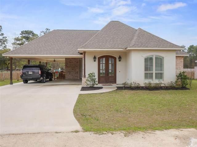 20124 Linden Street, Covington, LA 70435 (MLS #2245462) :: Crescent City Living LLC